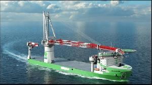 台船將投資大型浮吊船 配合離岸風電本土化