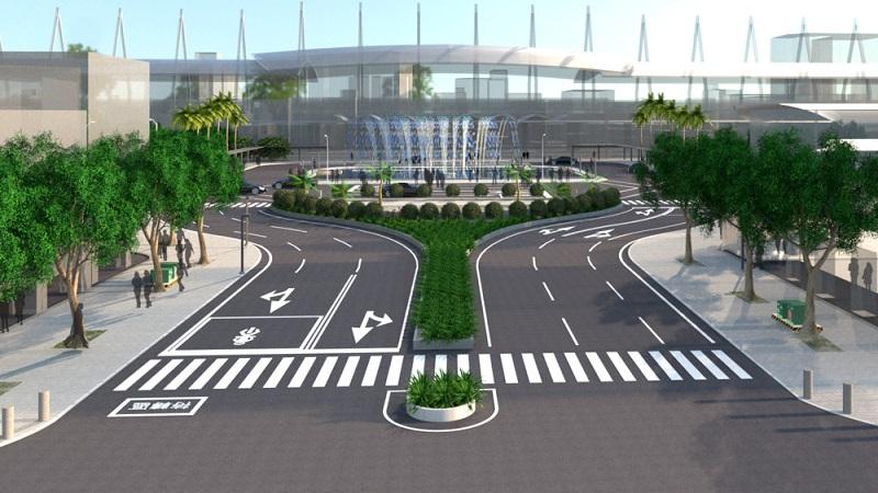 屏東火車站啟動環境工程 再造門戶新亮點