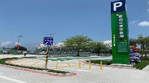「新光公有停車場」北區新建完工 即日起開放停車