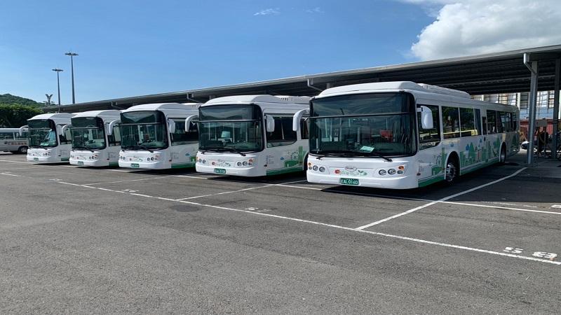 放暑假遊高雄 綠1公車新選擇