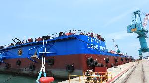 台灣首艘大型風電工作船「台船15號」出航 開創本土在地新局面