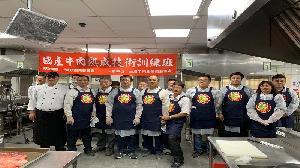 台灣首府大學舉行「產、官、學」合作 牛肉熟成技術教育訓練