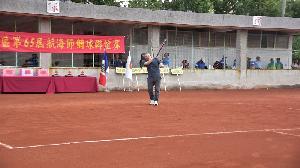 第65屆航海節高雄區慶祝大會 網球會前聯誼賽名單出爐