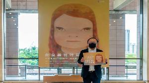 高美館「奈良美智特展」精彩倒數 看展免預約 10/15起加開夜間場