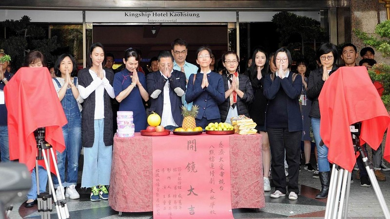 讚揚高雄女性堅強故事 導演王重正「大林學校」大戲開拍