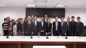 AIT拜會海委會 深化推動臺美海洋國際合作交流