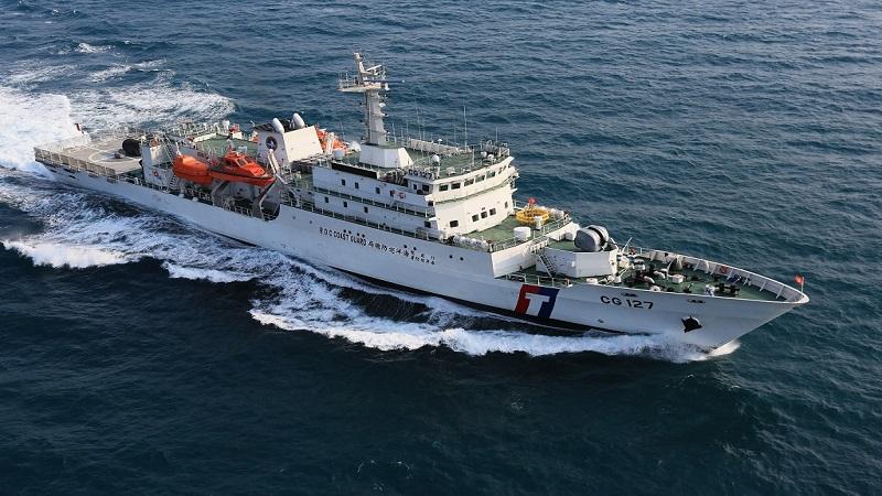 台船獲海巡署1000噸級巡防艦6艘建造標案
