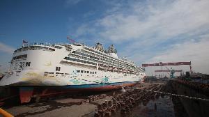 探索夢號高雄歲修 台船大展造修能量