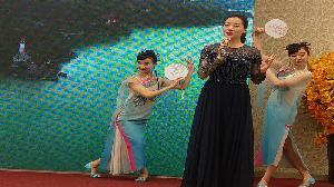 無錫非物質文化交流展 佛陀紀念館驚艷演出