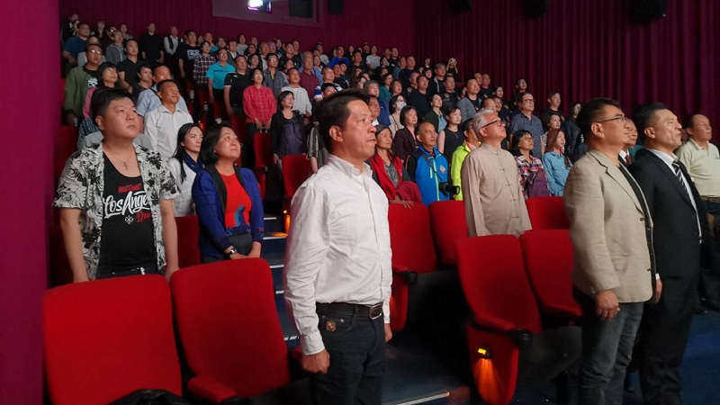 愛國旗、愛國歌、愛中華民國 電影「祭旗」13日上映