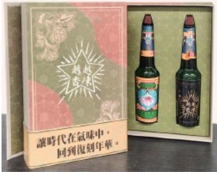逾百年歷史「明星花露水風華再現」 推出紀念版禮盒