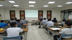 屏東加工出口區舉辦「機巧法實務訓練課程」 提升效率更具競爭力