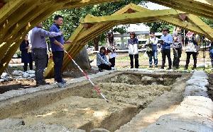 左營舊城西門南門水關遺構 驚現新石器中期文化遺物
