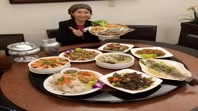 光輝五月感恩母愛 泰豪泰式料理餐廳推出特色招牌菜  加購價每道100元 10選3