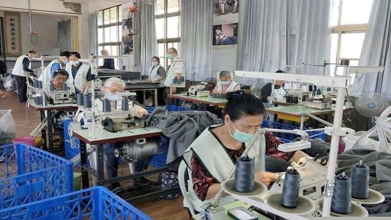 送愛到東非 慈濟12600條環保毛毯賑災