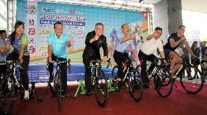臺灣盃國際自由車場地經典賽5/18登場 市長韓國瑜歡迎15個國家選手訪高