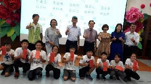 台電大林發電廠頒發獎學金 嘉惠小港地區子弟