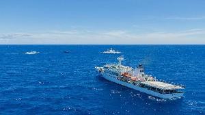 海巡署「海上快打艦隊」強力護漁 今年黑鮪季捕獲量成長近2成