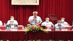 中鋼股東會翁董預估九月轉盈 董事會通過增資中能風場開發案