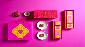 高雄福華大飯店推出 祝福滿溢的月餅禮盒