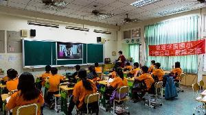 中鋼舉辦「109年度小港區各國小六年級學生鋼鐵之旅」活動